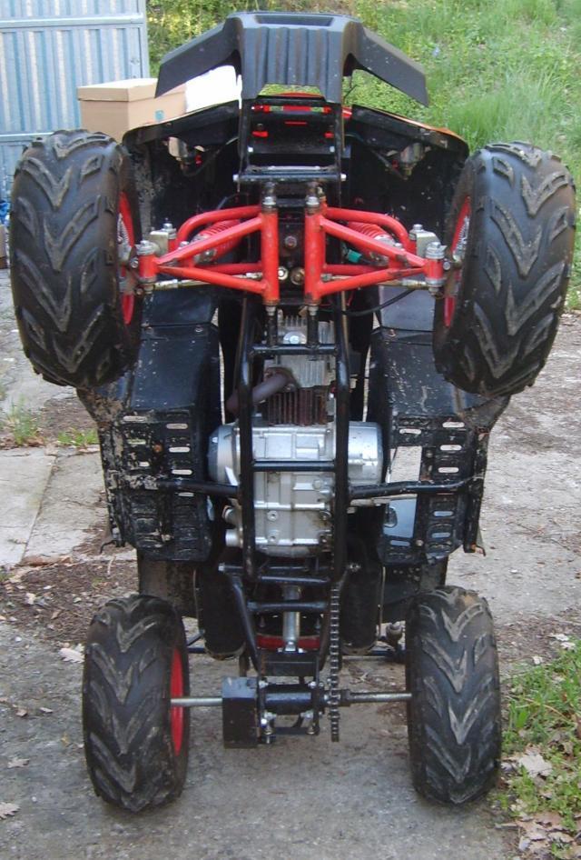 comment reparer un quad 110cc
