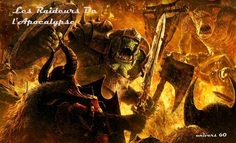 Les Raideurs De l'Apocalypse vous souhaite la bienvenue Index du Forum