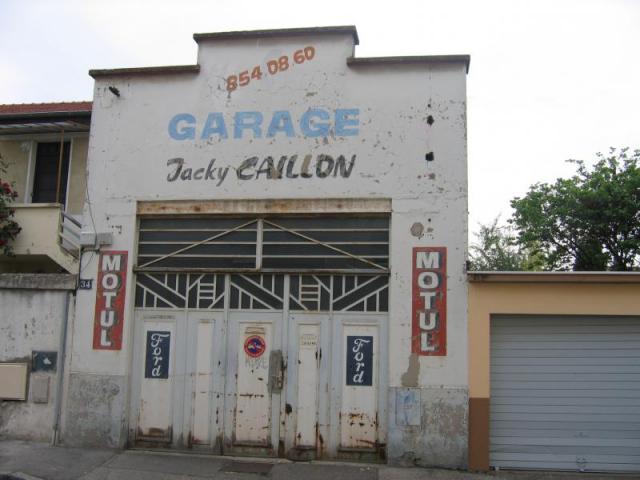 Passion suv les anciens garages for Ancien garage citroen lyon