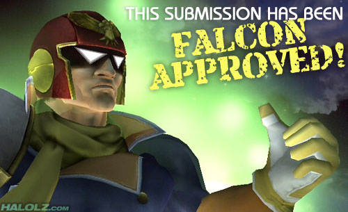 Falcon Approved !