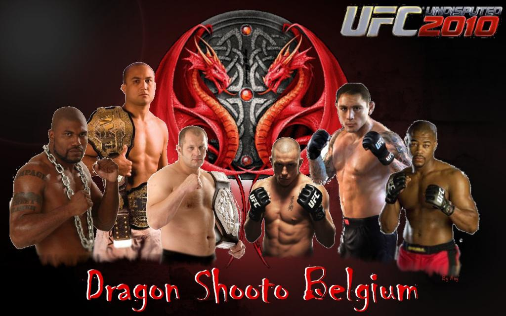 Dragon Shooto Belgium Forum Index