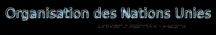 Organisation des Nations Unies Index du Forum