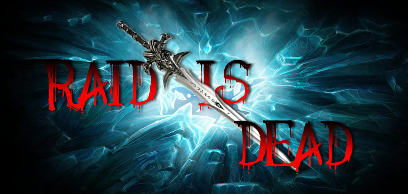 Raid is Dead Index du Forum