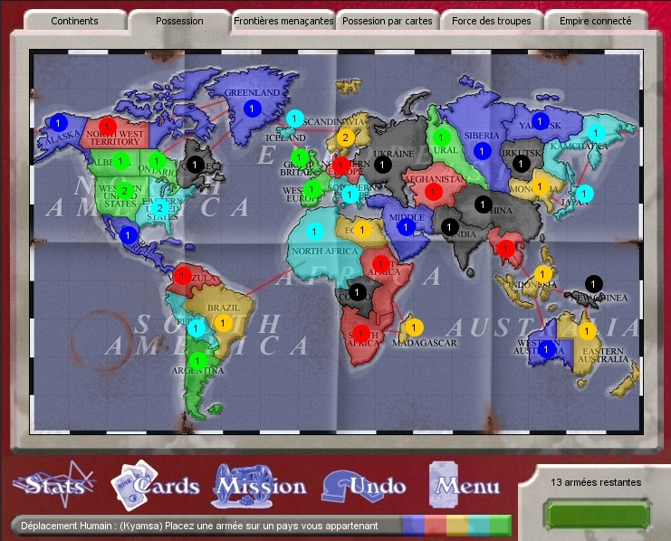 jeu risk en ligne gratuit