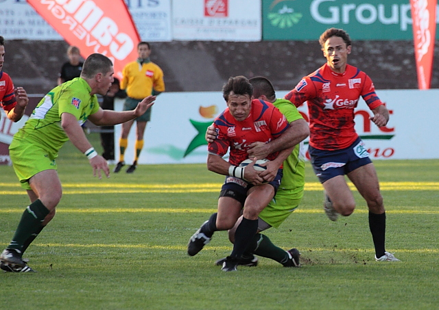oyode rugby aurillac non officiel