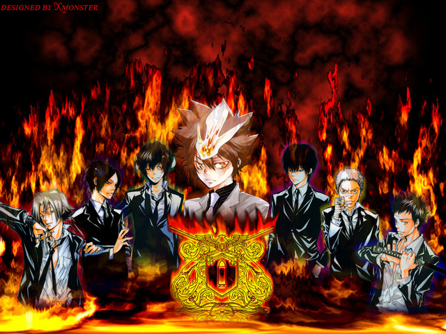 † Vongola No Kage † Index du Forum