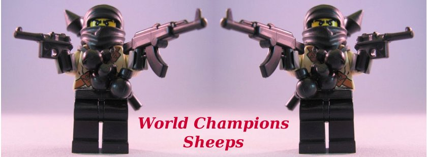 W.C.S (World Champions Sheeps) Index du Forum