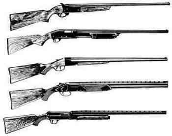 Dessin Fusil De Chasse comment dessiner un fusil de chasse