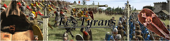 Tyrans Index du Forum