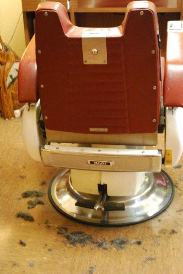 Connu Coiff' Passion :: Les fauteuils KR21