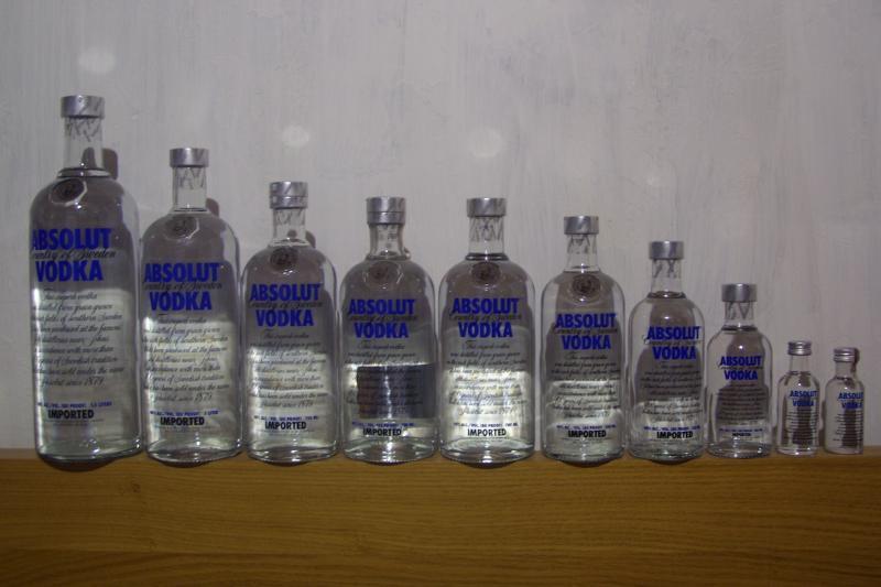 Absolut vodka Forum :: J4man's Collection!