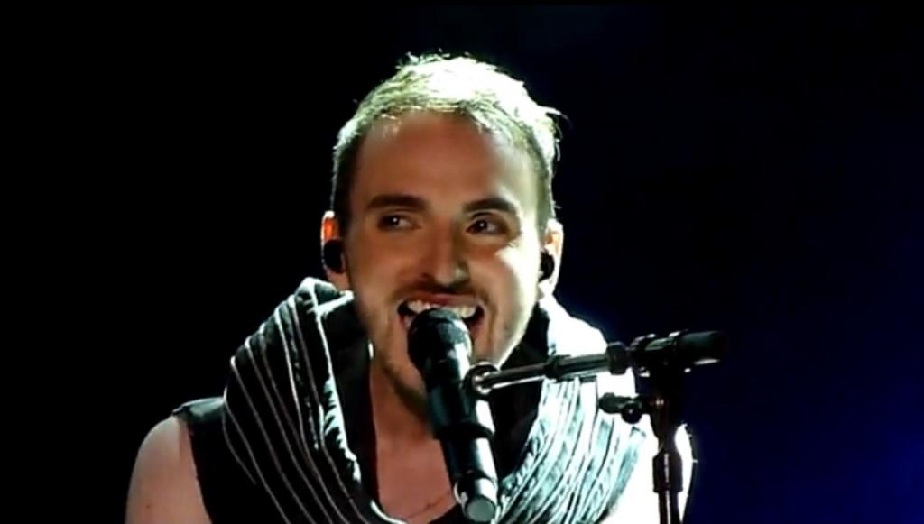 Christophe willem the forum 10 07 2010 estivales for Christophe chaumont
