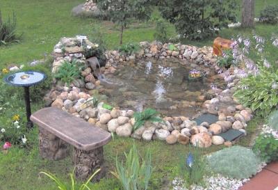 passions et partage jardin d 39 eau bassin r alisation. Black Bedroom Furniture Sets. Home Design Ideas