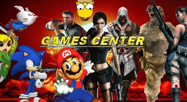 GamesCenter Index du Forum