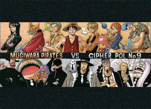 Mugiwara Team Index du Forum