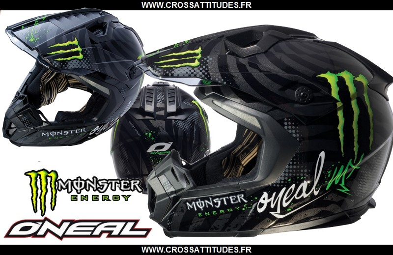chinese quad promo casque monster energy oneal. Black Bedroom Furniture Sets. Home Design Ideas