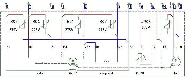 Maintenance industrielle comment tester un moteur courant continu - Comment savoir si le courant passe avec un multimetre ...