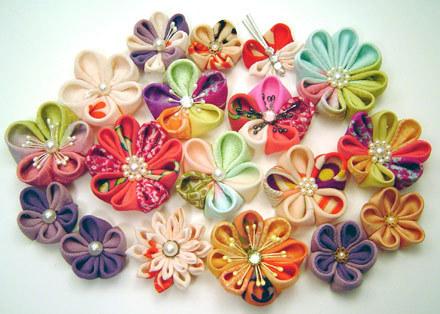 les fées tisseuses :: [divers] roses en ruban