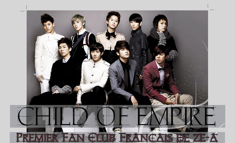 Child Of Empire ZE:A Index du Forum