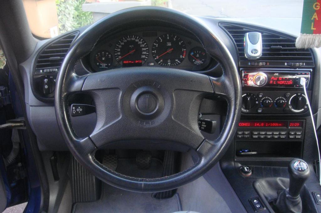 Passion bmw e36 peut on mettre un volant e90 ou autre for Interieur e36
