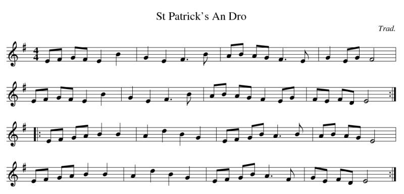 partition an dro flute