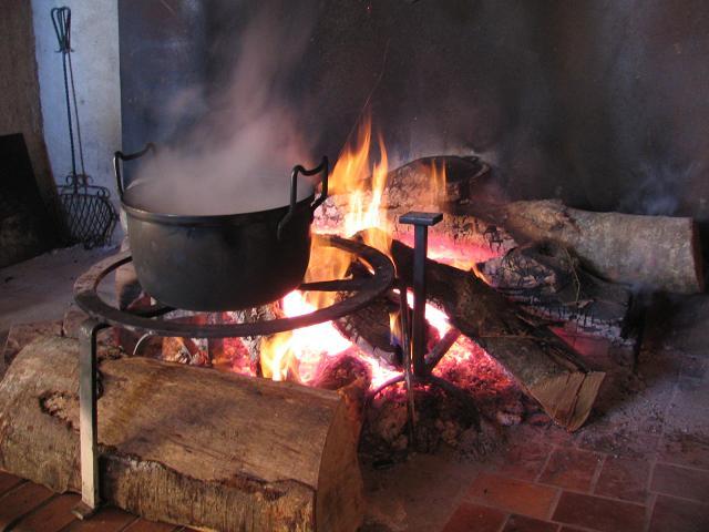 Le forum de dany bavardages novembre 2011 - Cuisine au feu de bois ...