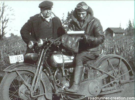 Rencontres motards harley