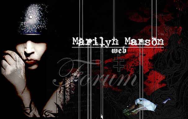 Marilyn Manson Web Index du Forum