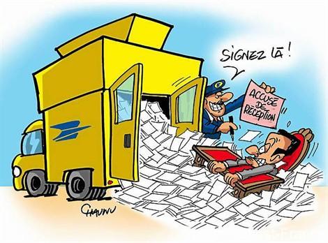 Vivement la privatisation de la poste for Bureau poste 13