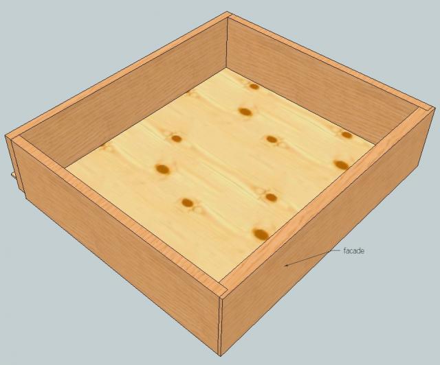 Forum association les copeaux modif de mon atelier for Comamortisseur de tiroir