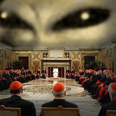 Les ovnis les ovnis et le vatican - Le finestre sul vaticano ...