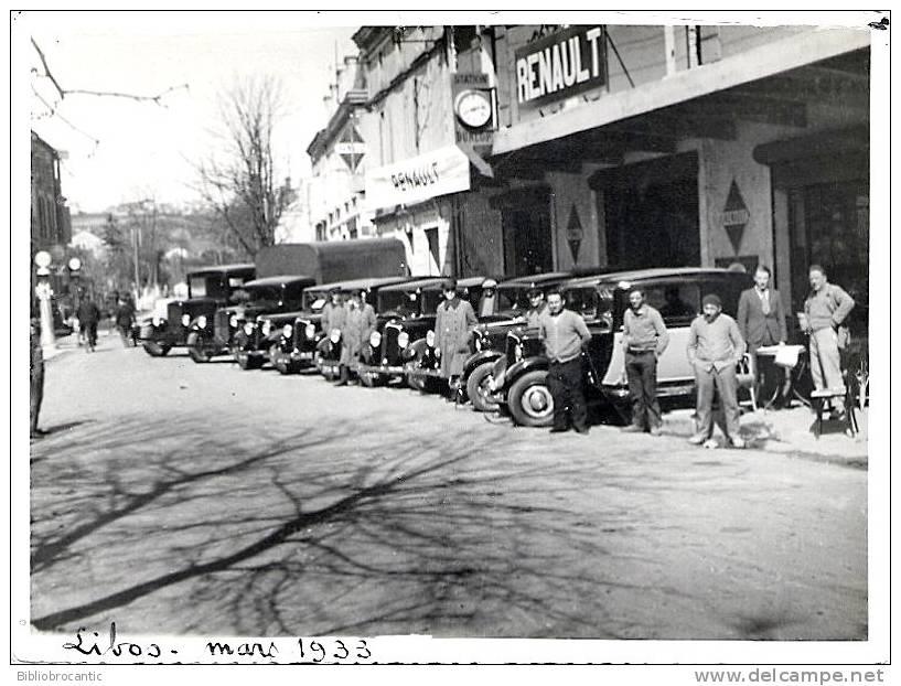 Les renault d 39 avant guerre garages renault for Garage renault evrecy 14