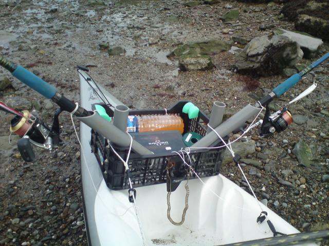 La pêche en kayak Hobie  Ma passion la pêche, et plus particulièrement la