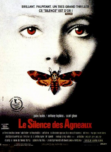 series all killers le silence des agneaux