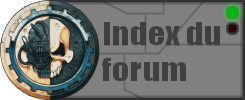Imperator Gloriae Index du Forum