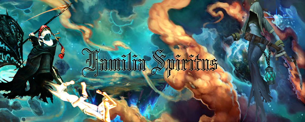 Familia Spiritus Forum Index