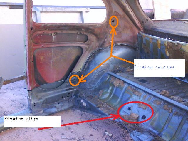 fixation ceinture arrière Ceintures-20e683f