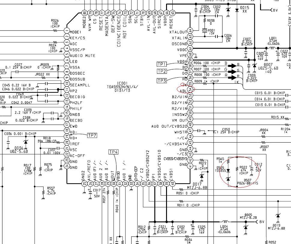 teleservice forum d u00e9pannage electronique    probleme sur