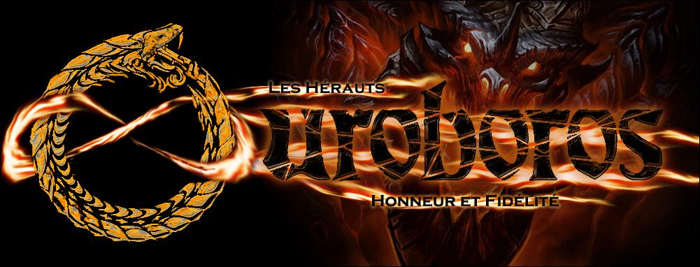 Les Hérauts d'Ouroboros Index du Forum