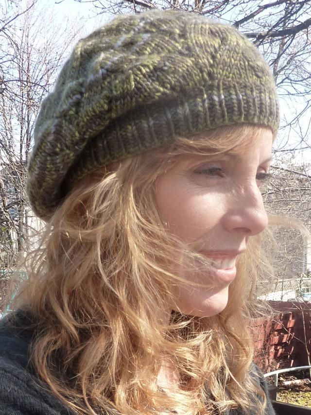comment tricoter un beret