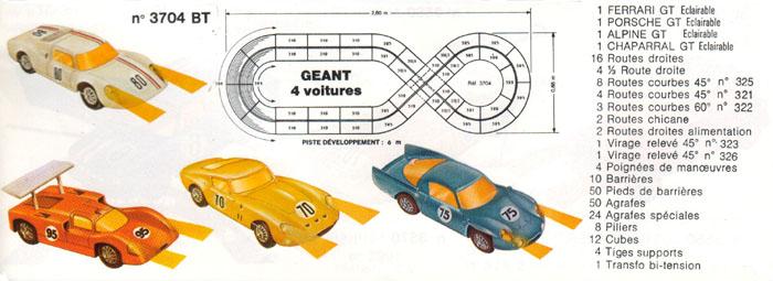 gentlemen drivers les circuits propos s par jouef. Black Bedroom Furniture Sets. Home Design Ideas