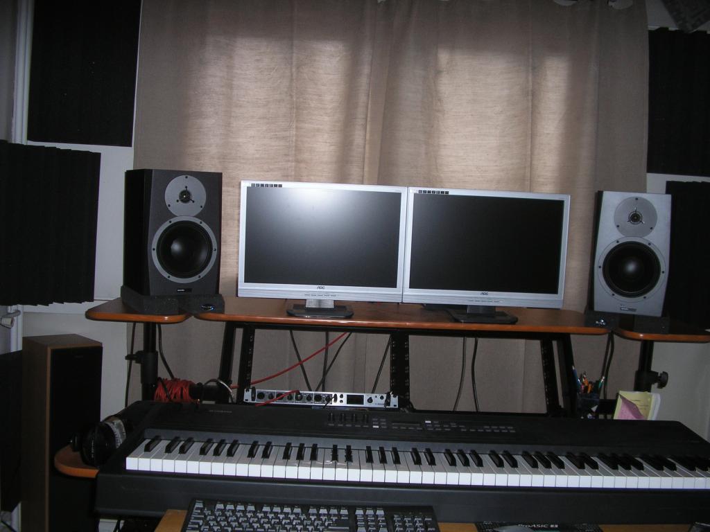 Forum mao sur google bureaux pour home studio