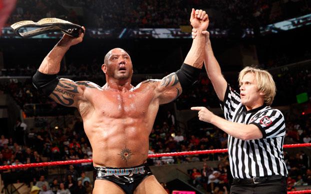 undertaker vs baptista: