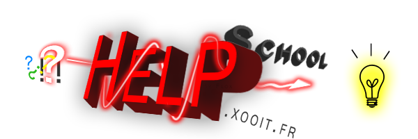 School Help  Index du Forum