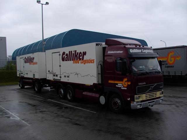 King kong truck made in belgium transport galliker - Transporter un frigo couche ...