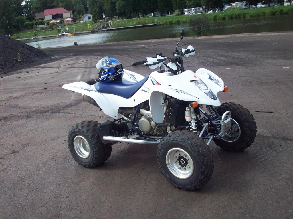 chinese quad      ltz 400   by gr u00e9g en mode  u0026quot  stunt