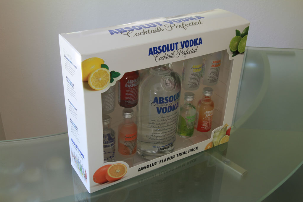 absolut christmas 2016