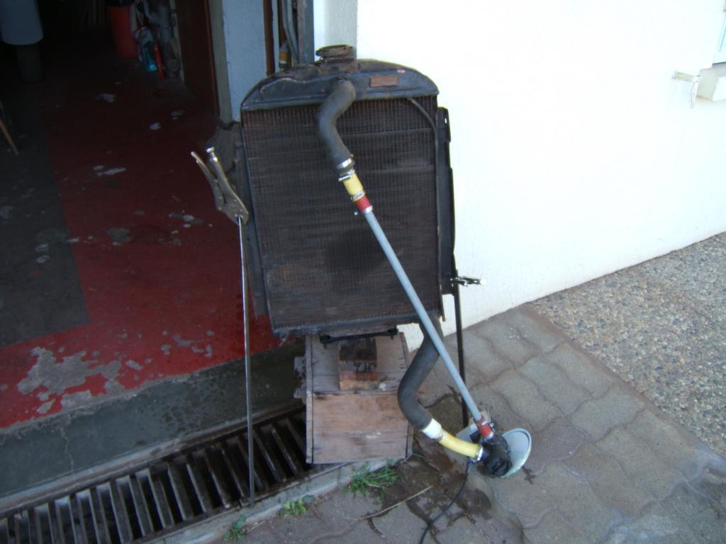 Les renault d 39 avant guerre d tarter un radiateur - Detartrer machine a laver ...