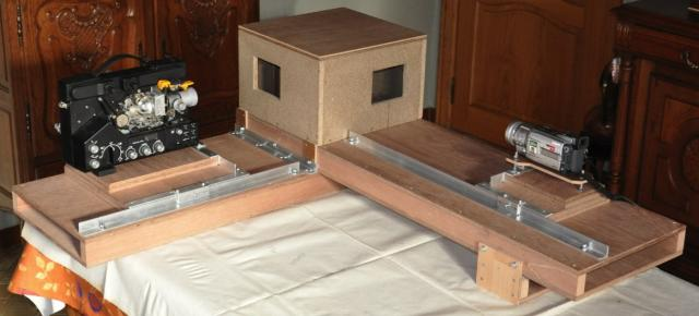 le transfert pellicule mon banc de transfert. Black Bedroom Furniture Sets. Home Design Ideas