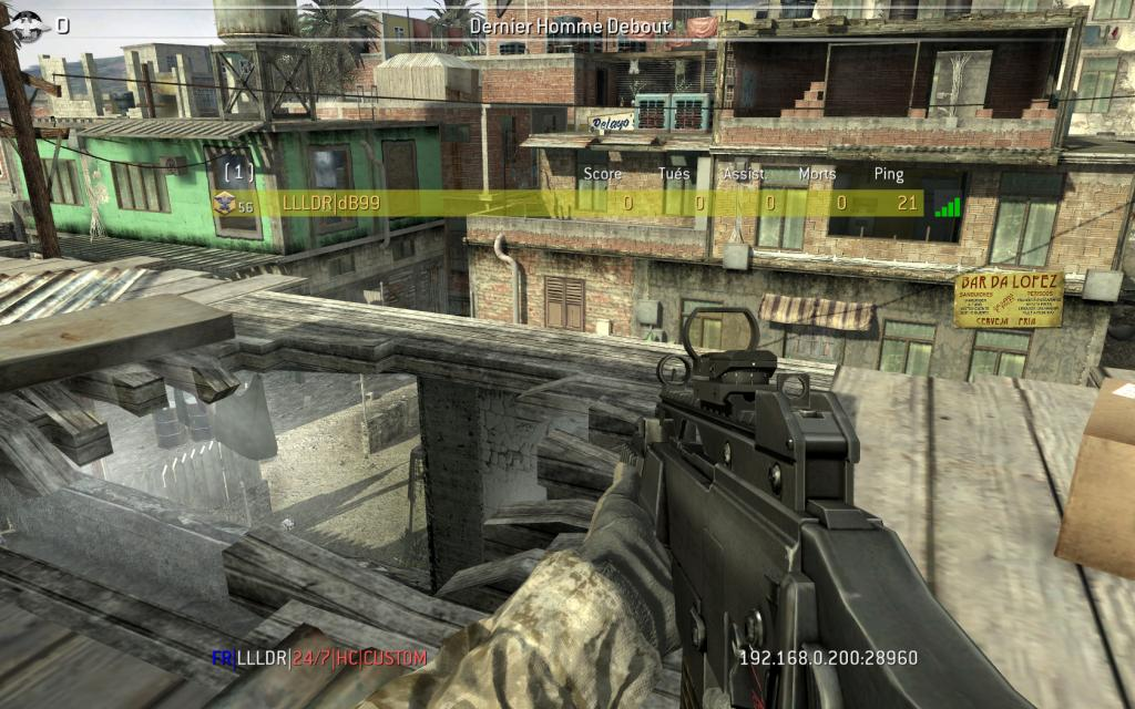 Free game hosting cod4 patches